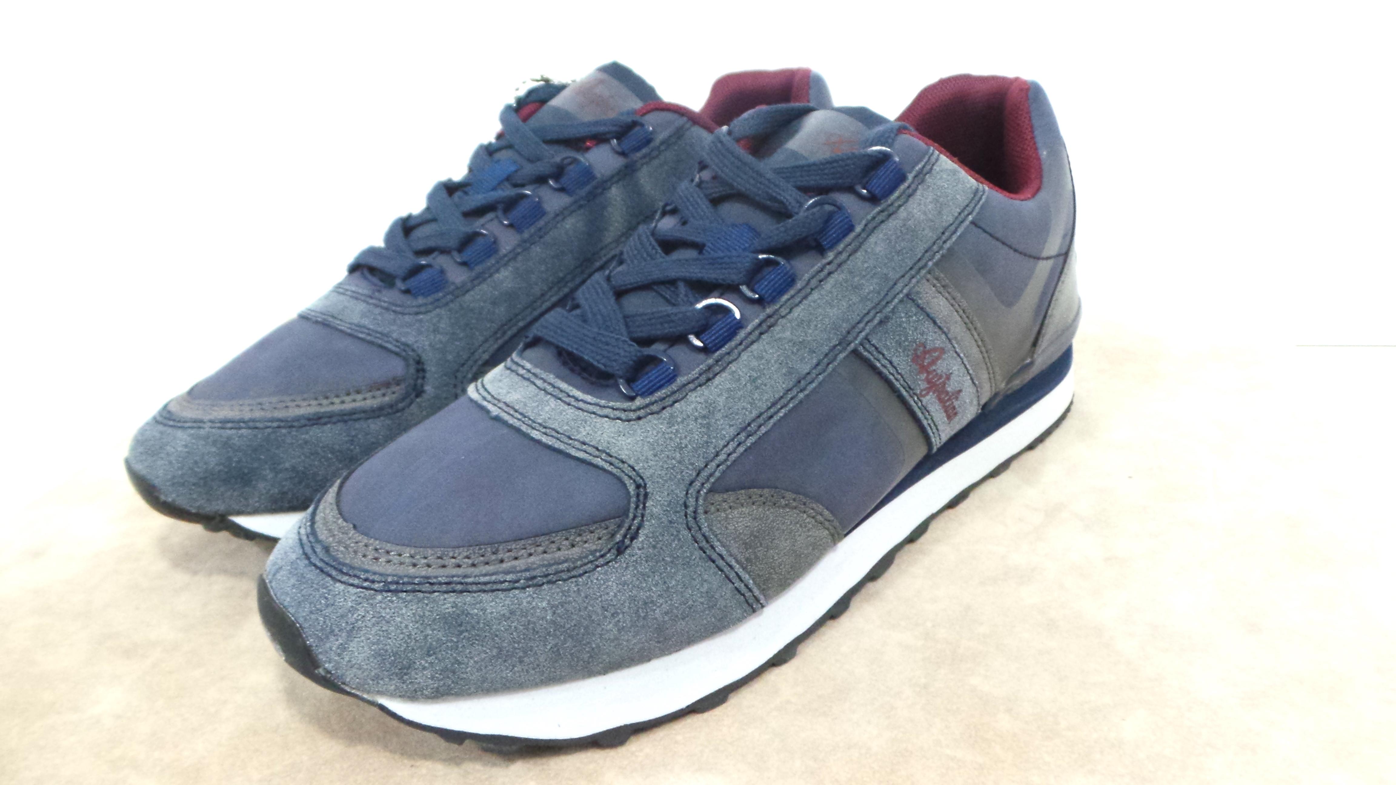 Australian sneakers AU430 col. NAVY c44h9rg