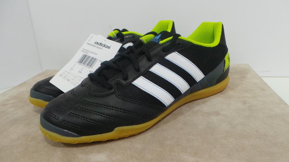 competitive price 2d7e8 7bc73 Freefootball superSala Scarpe Futsal cod.F32539 col.Black1