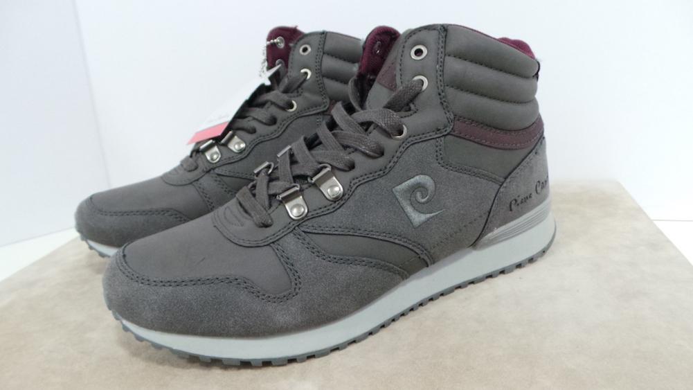 save off 1fc8f f9b73 Sneakers Alta Pierre Cardin cod.PC523 col. Grey