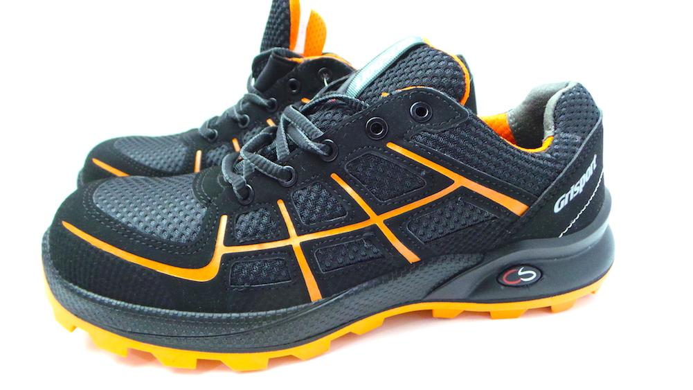 buy online 39aa4 f5732 scarpe da lavoro GRISPORT COD.700603C4 WINDS S1 col.nero