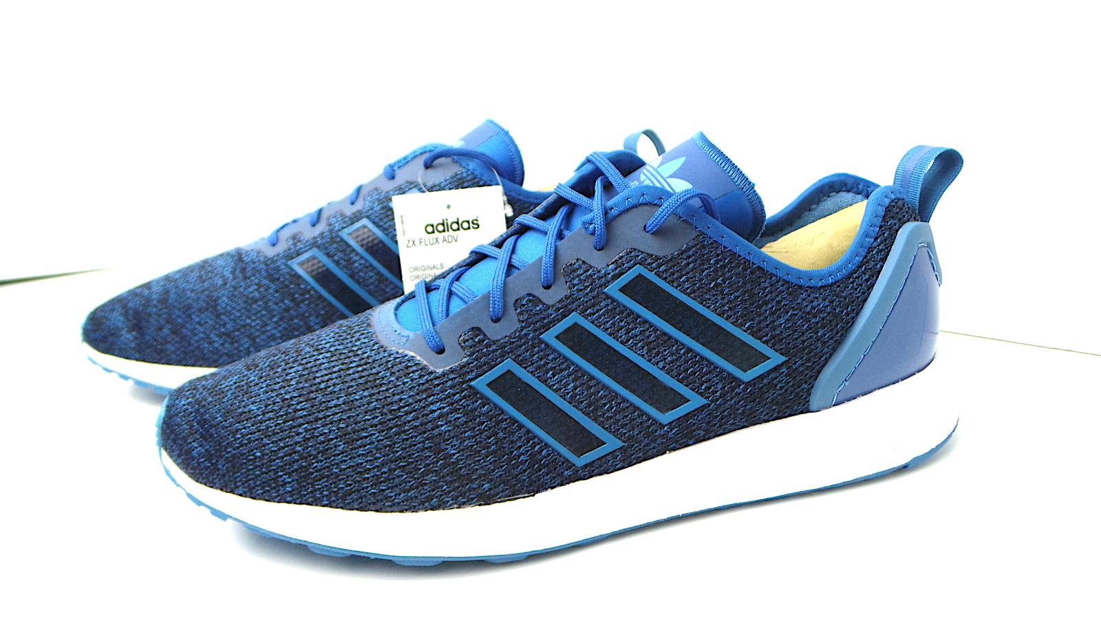 competitive price 80ab3 3e8a7 Scarpe Sportive Adidas ZX FLUX ADV cod.S76387 col. UNIBLU