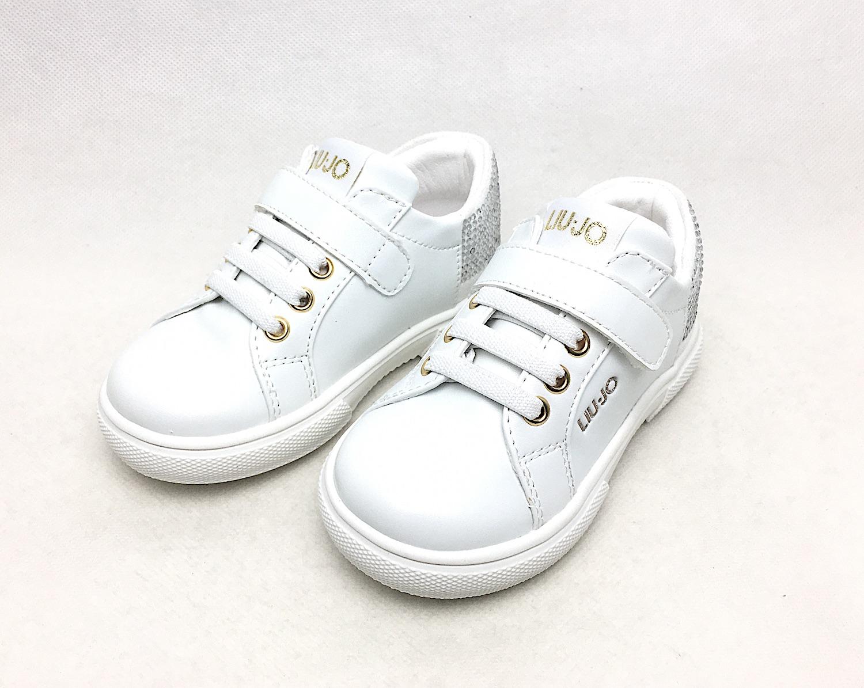 4 SARAH 521 col.Milk data-mtsrclang=en-US href=# onclick=return false; show original title Details about  /Liu jo sneakers baby cod.4a0317ex014 Sarah 521 Col milk