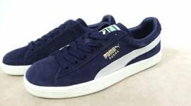 scarpa sportiva Puma Suede Classic cod.35656851 col. peacoat white